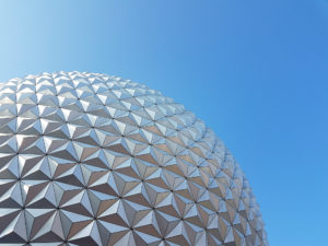 Bola do EPCOT Disney