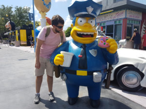 Clancy Wiggum dos Simpsons