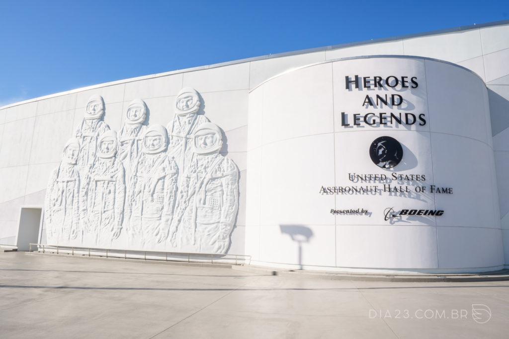 heros and legends kennedy space center