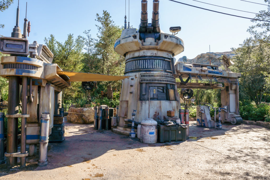 rise of the resistence atracao-star wars hollywood studios