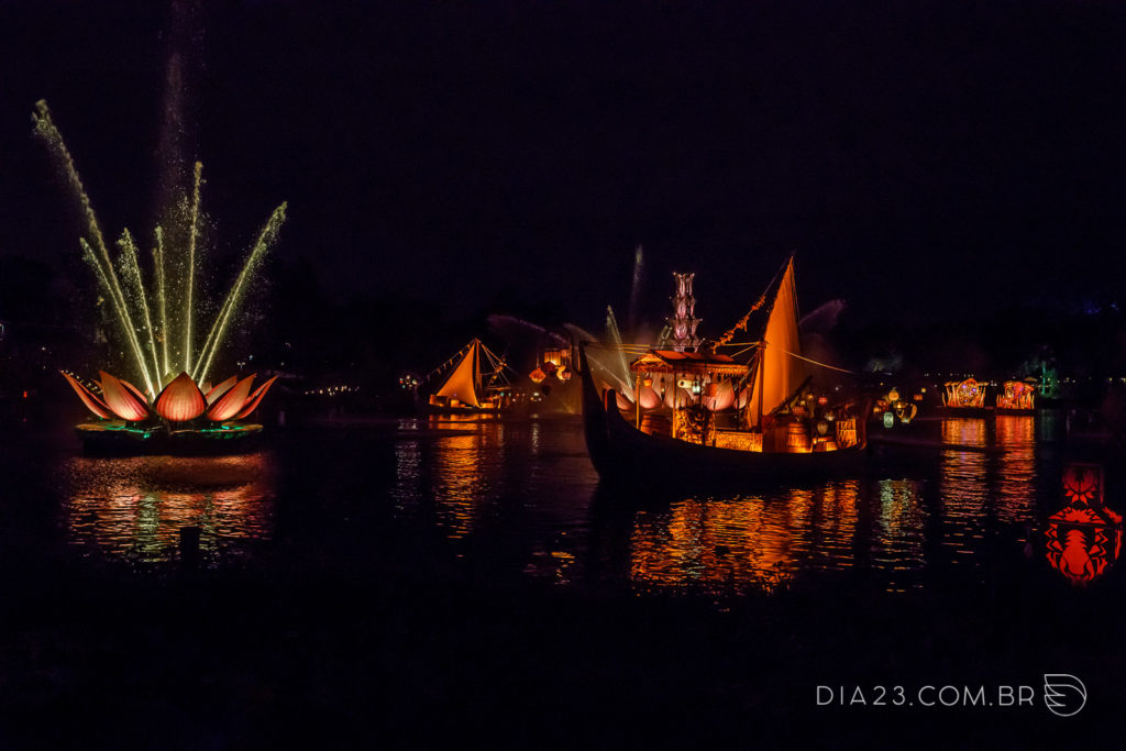Show Rivers of Light: We Are One