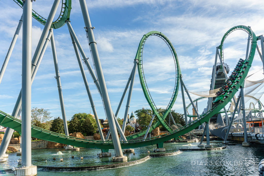 atração the incredible hulk coaster islands of adventure
