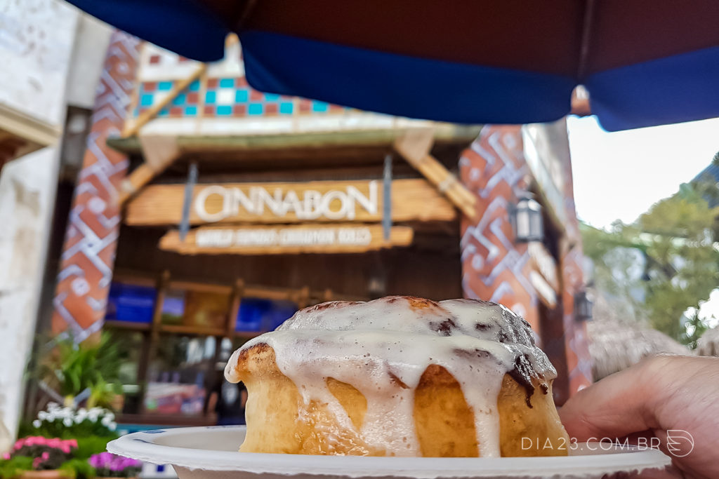 islands of adventure cinnabon sobremesa